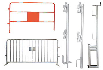 Safety Guard Rails / Barriers