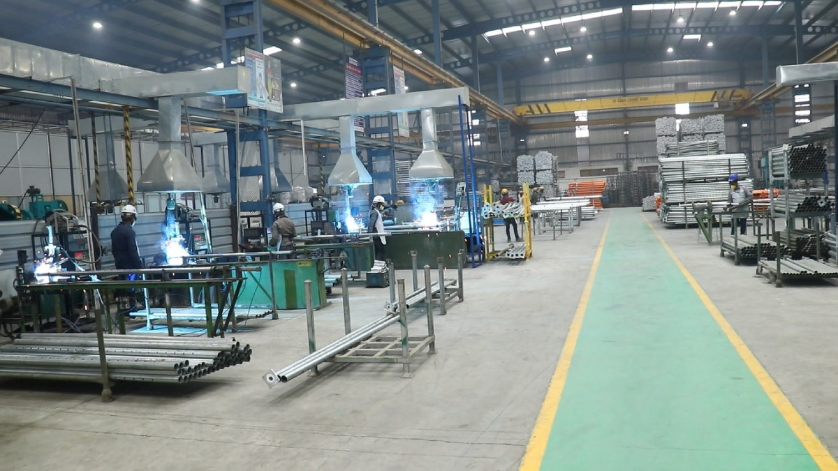 Fabrication section-1